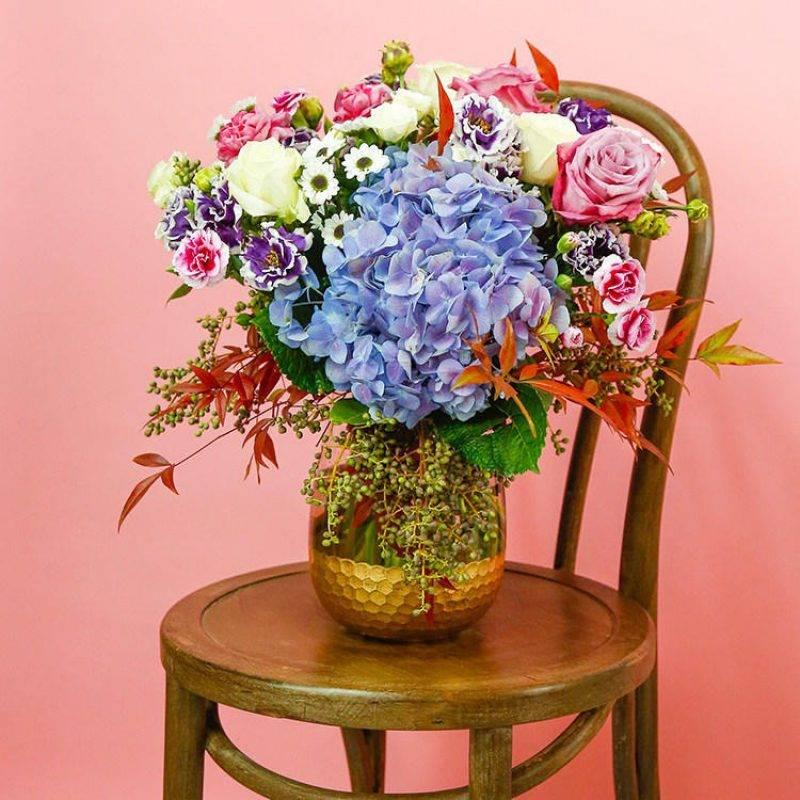 [周期购]轻奢包月,1月/4次,每周一次,大师设计,每期精选全球不一样的花材