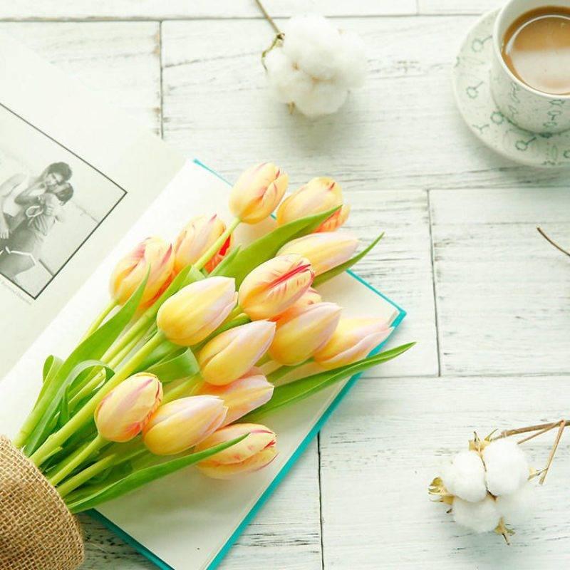 [周期购]纯真单品鲜花包月,4次/月,一周一次,每次不一样的单品鲜花